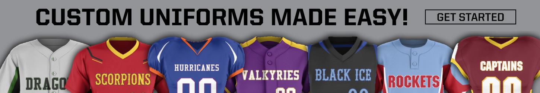 Custom Team Jerseys