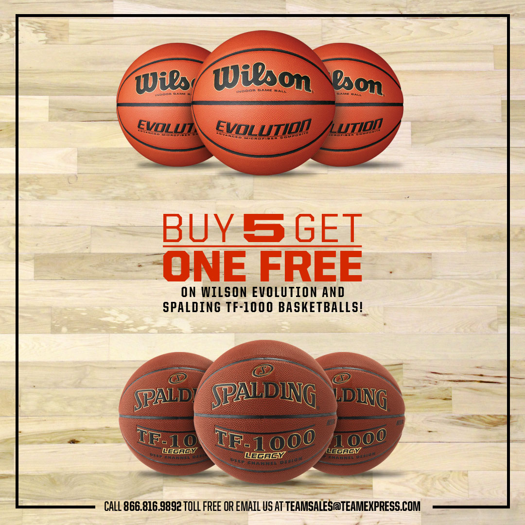 Basketballs Team Specials