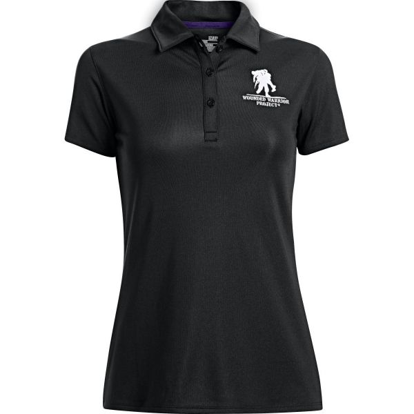 Under Armour Women's Wounded Warrior Project Legacy Polo