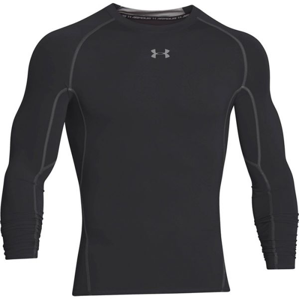 Under Armour Mens HeatGear Armour Long Sleeve Shirt