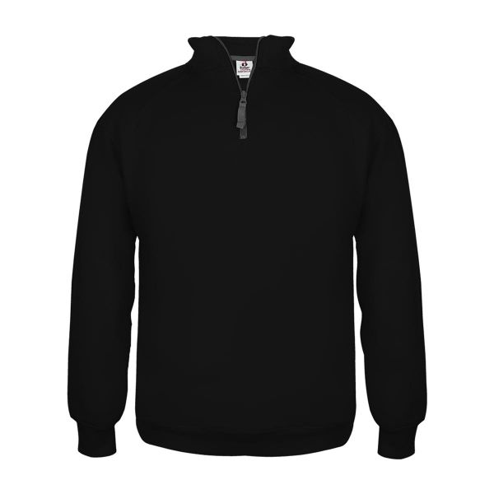 Badger Men's 1/4 Zip Fleece Pullover