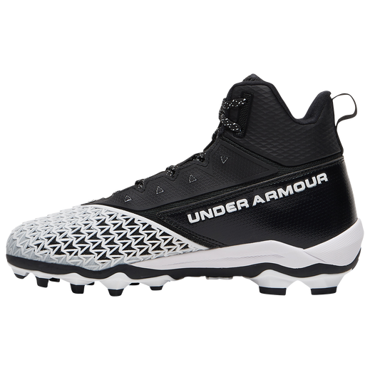 Under Armour Mens Hammer Mid Molded Football Cleats