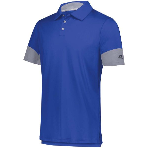 Russell Hybrid Polo