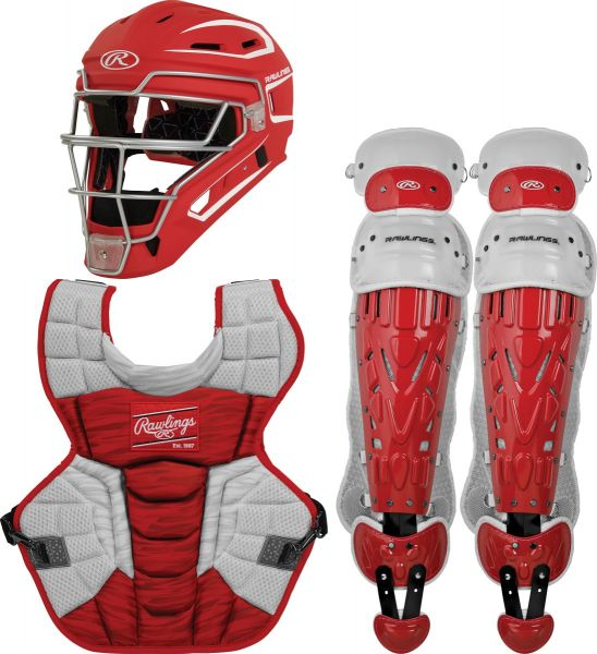 Rawlings Velo 2.0 Youth Catchers Set (Ages 12 & Under)