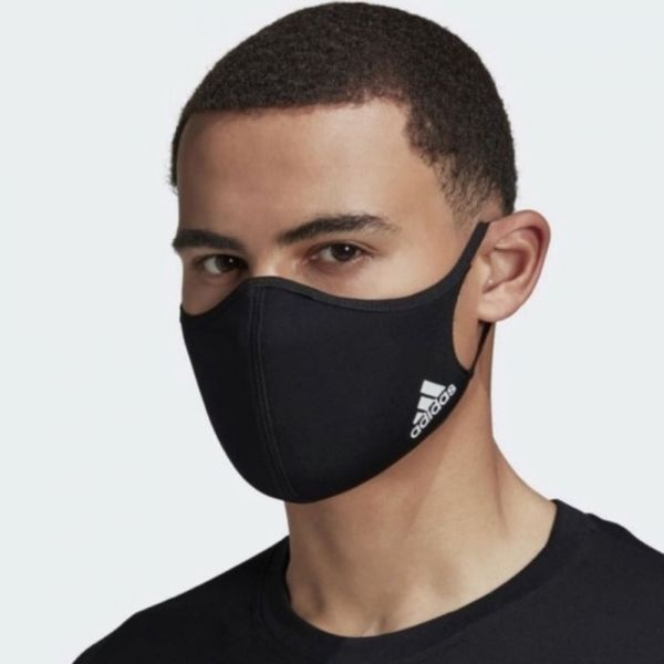 Adidas 3-Pack Personal Protection Face Covers