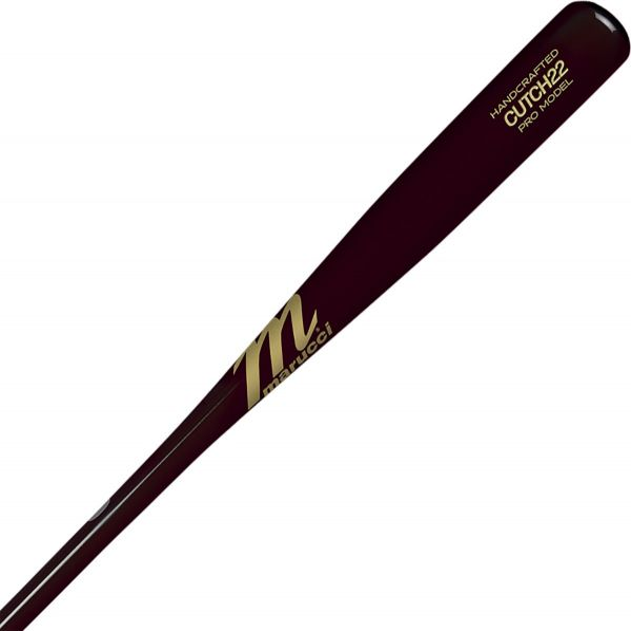 Marucci Cutch22 Pro Maple Wood Baseball Bat - Cherry
