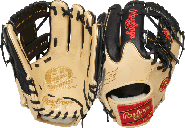 Rawlings 2021 Pro Preferred Camel and Black 11.5