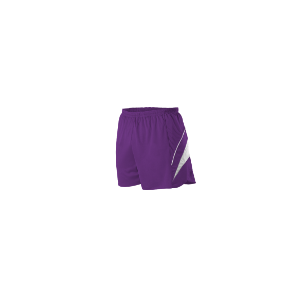 Alleson Womens Loose Fit Track Short
