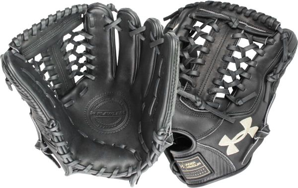 Under Armour Flawless Series Black 11.75