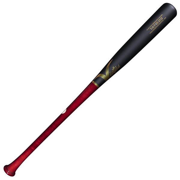 Victus 2022 Pro Reserve Fernando Tatis Jr Black & Cherry Maple Wood Baseball Bat