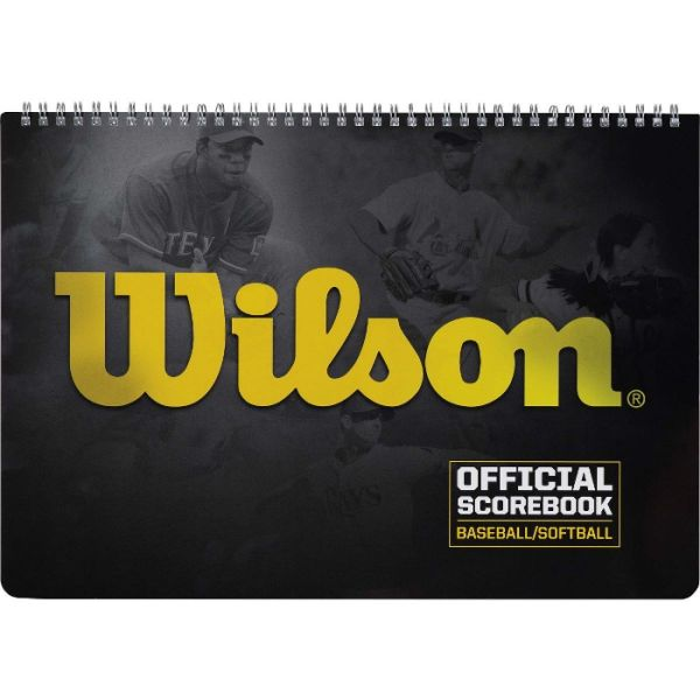 Wilson Baseball/Softball Scorebook
