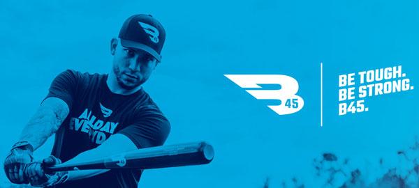B45 Baseball - Premium & Pro Select Wood Bats