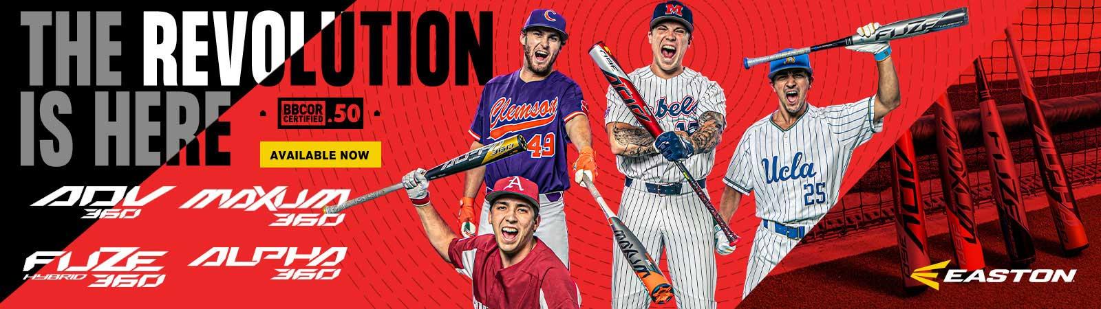 Easton 2020 BBCOR Baseball Bats