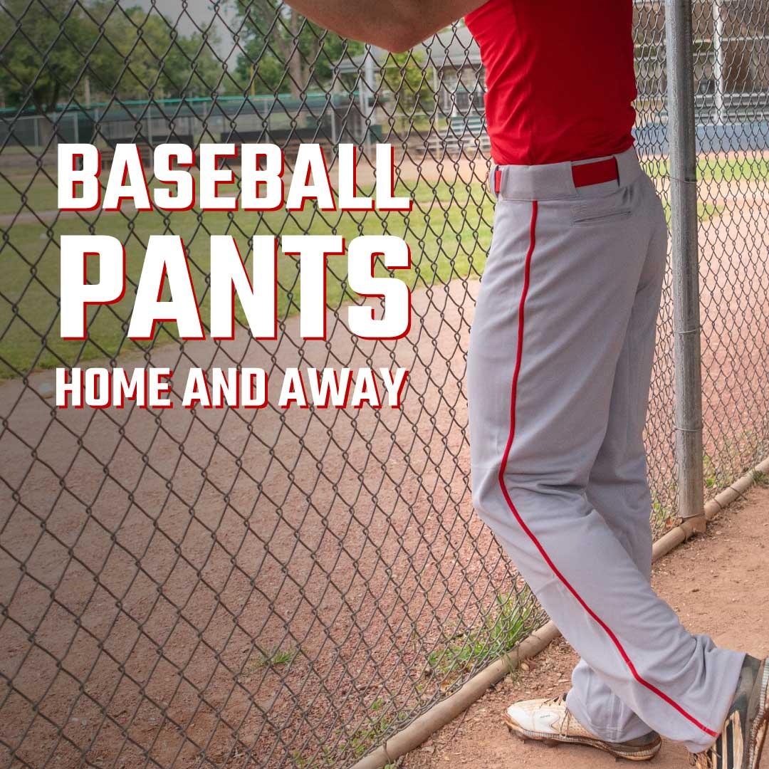 Baseball Uniform Pants - Home & Away