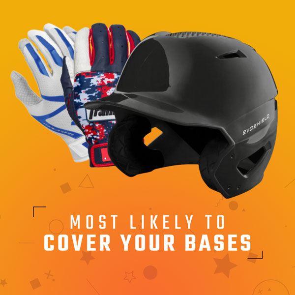 Best Batting  Gloves & Batting Helmets