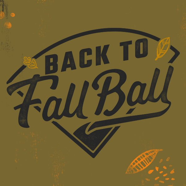 Back to Fall Ball