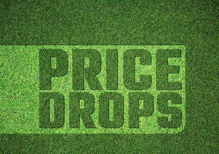 New Price Drops