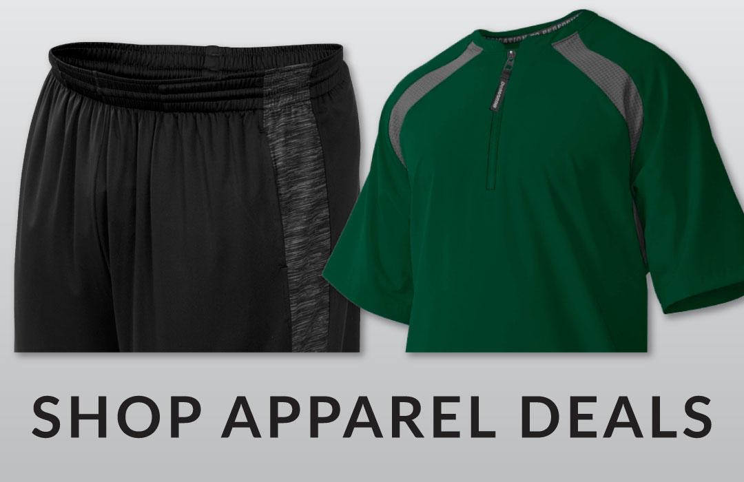 Baseball Apparel Deals