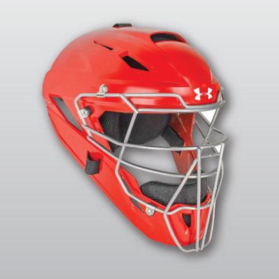 Baseball Catcher's Headgear