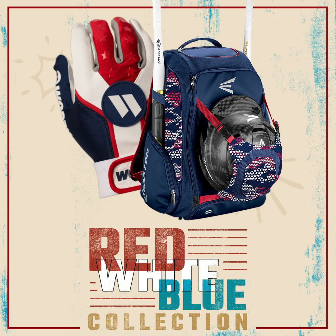 Red, White, Blue Collection