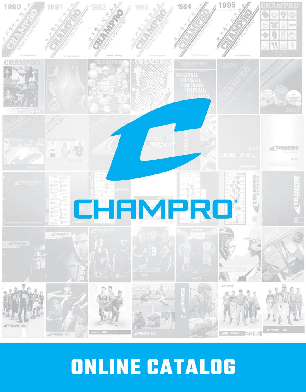 Champro Online Product Catalog