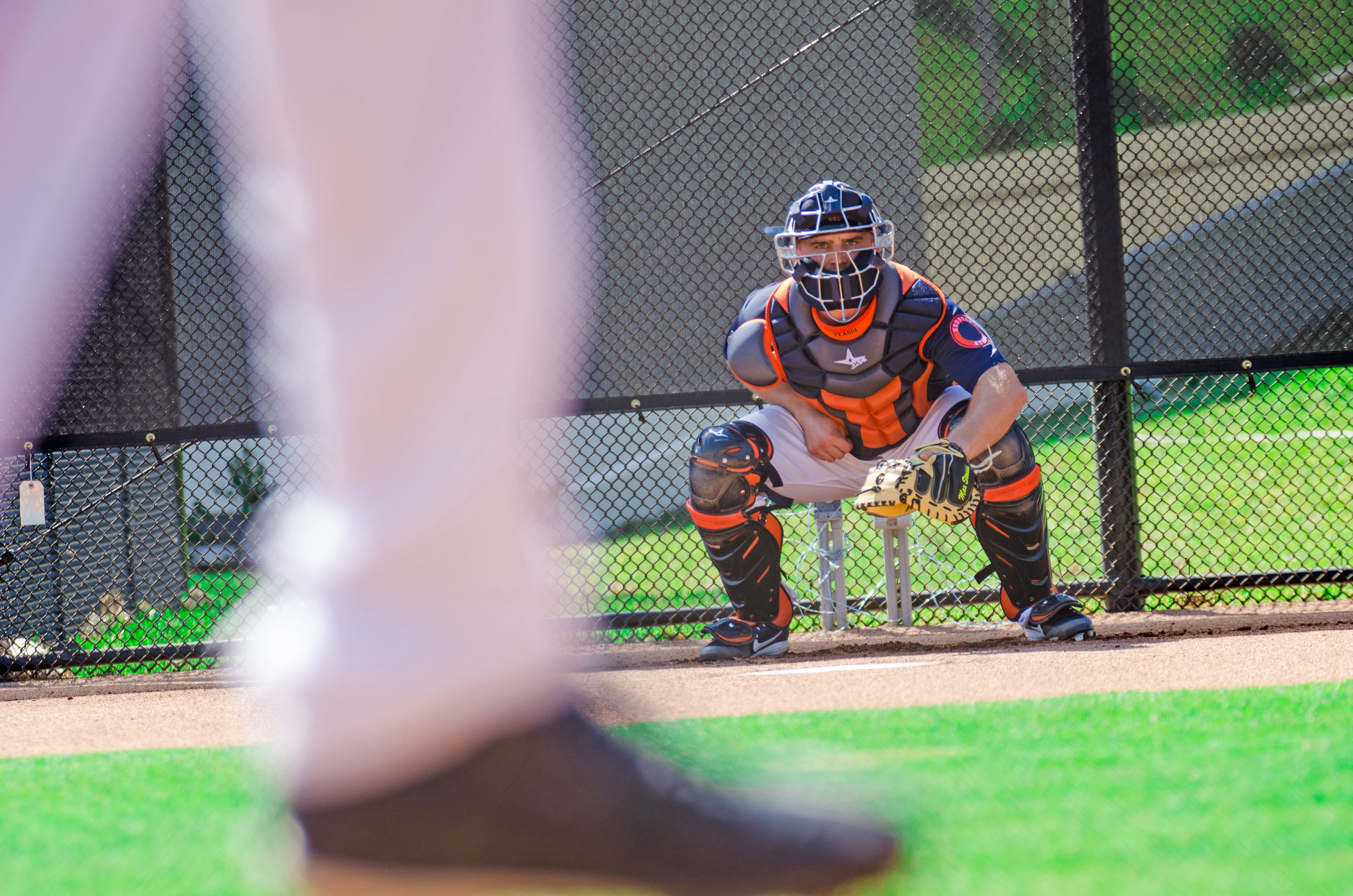 All-Star Catcher's Gear