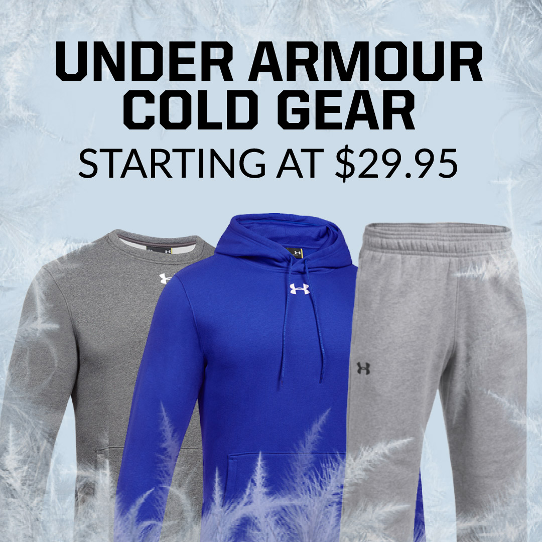 Under Armour Cold Gear Apparel