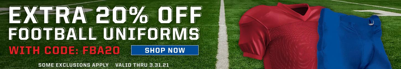 Football Uniform Sale