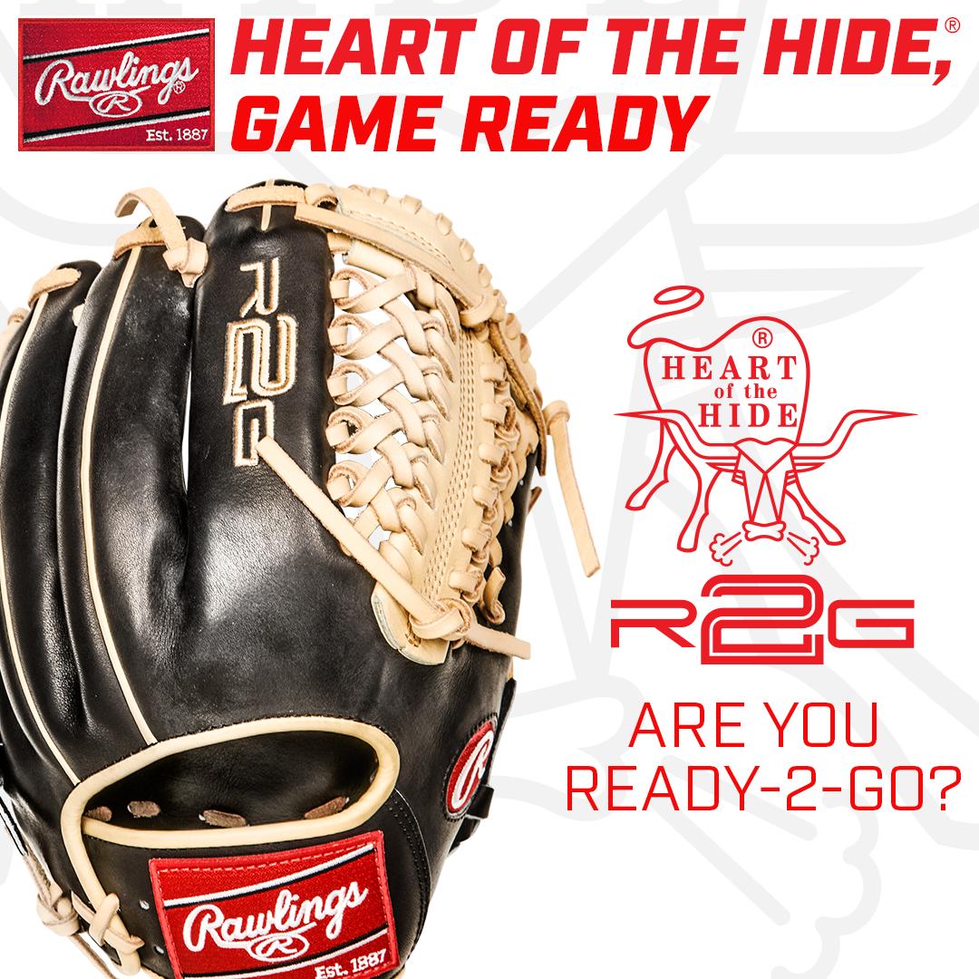Rawlings 2021 Heart of the Hide R2G Baseball Gloves