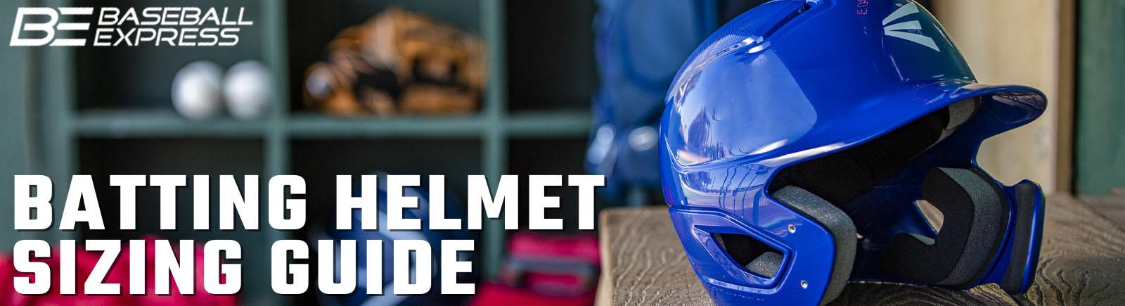 Batting Helmet Sizing Guide