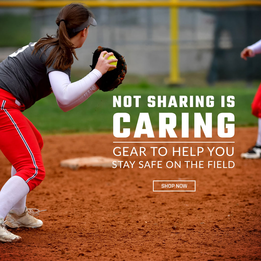 Not Sharing Is Caring - Gear To Keep You Safe On The Field