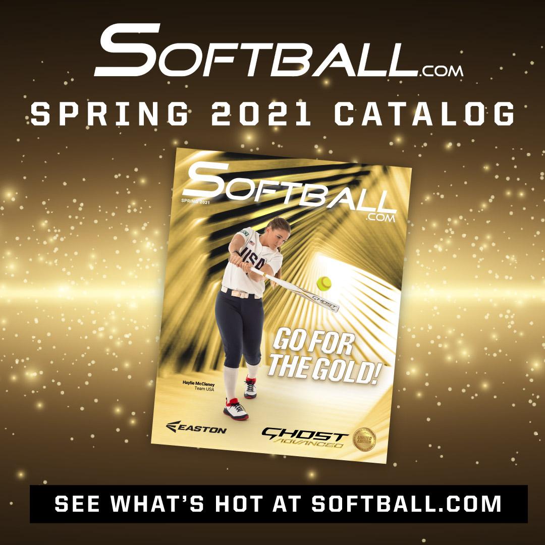 Softball 2021 Spring Catalog