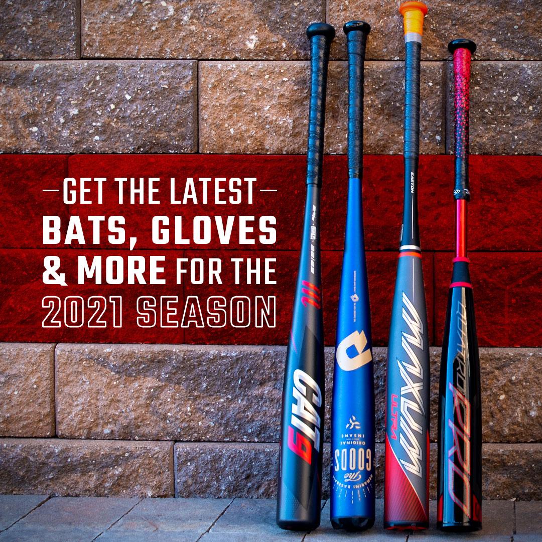 2021 Baseball Gear