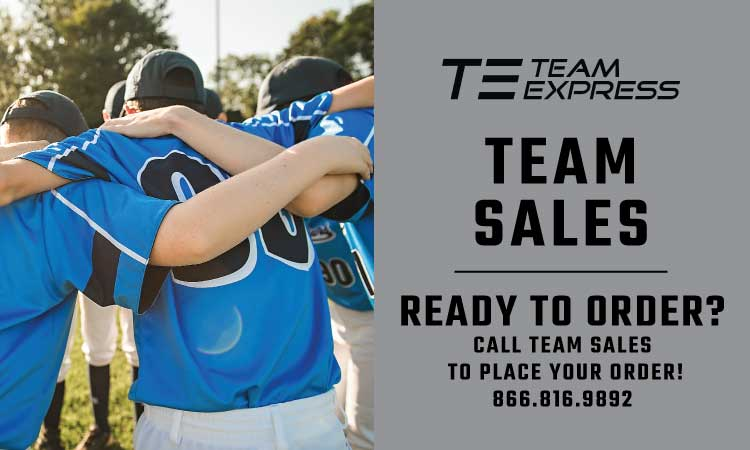 Team Sales - Call To Place Your Order