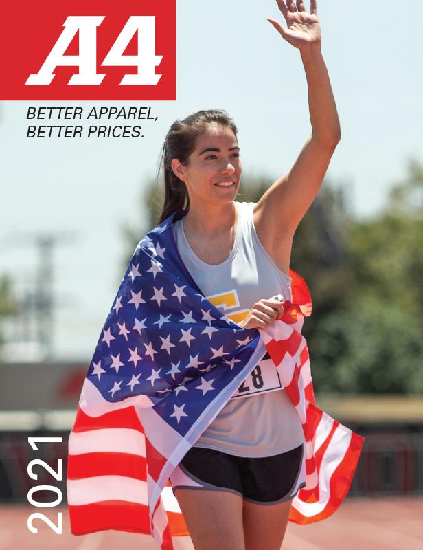 A4 2021 Team Sports Catalog