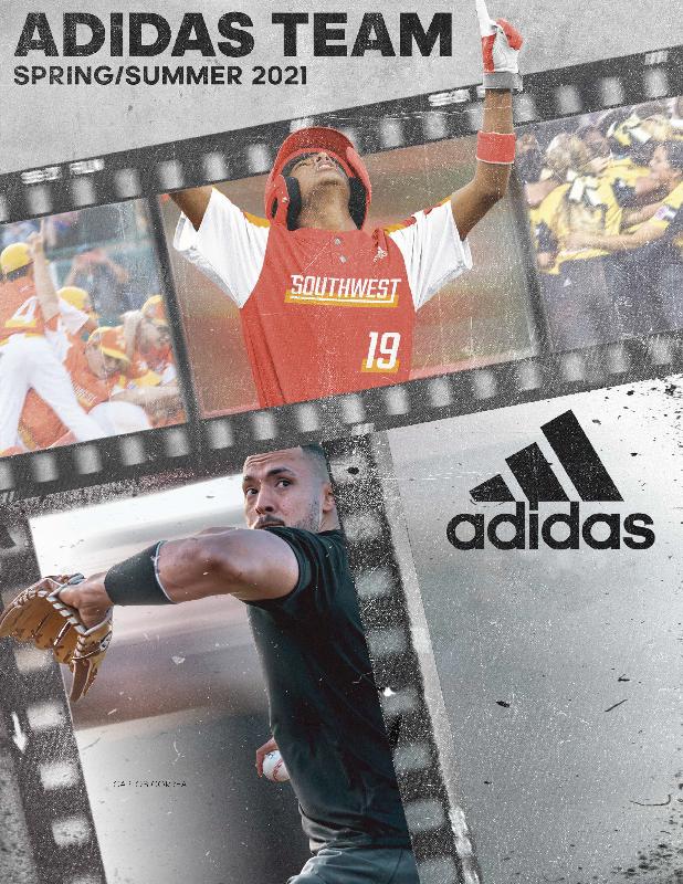 Adidas 2021 Spring/Summer Catalog
