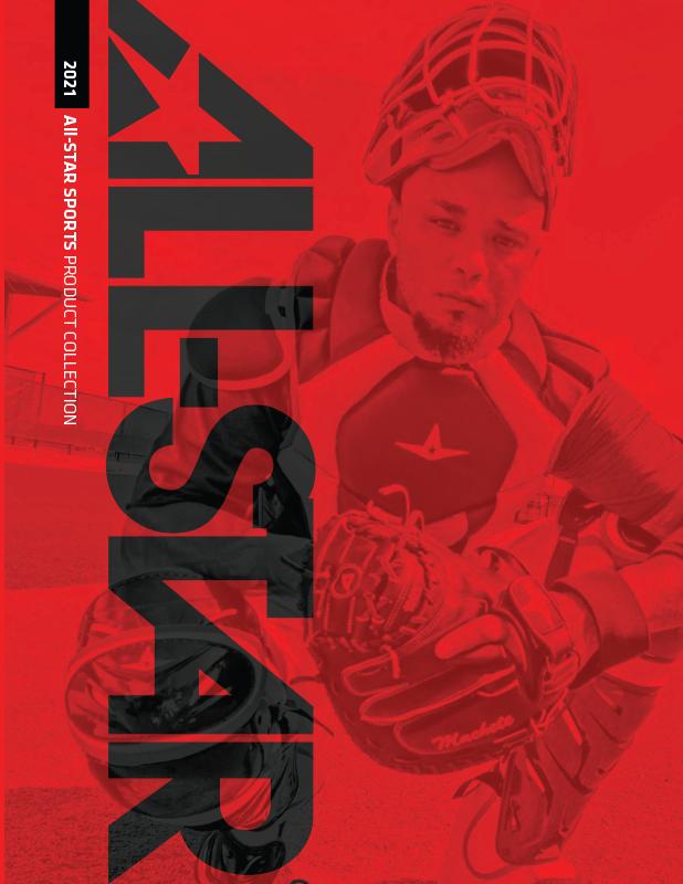 All-Star 2021 Team Sports Catalog