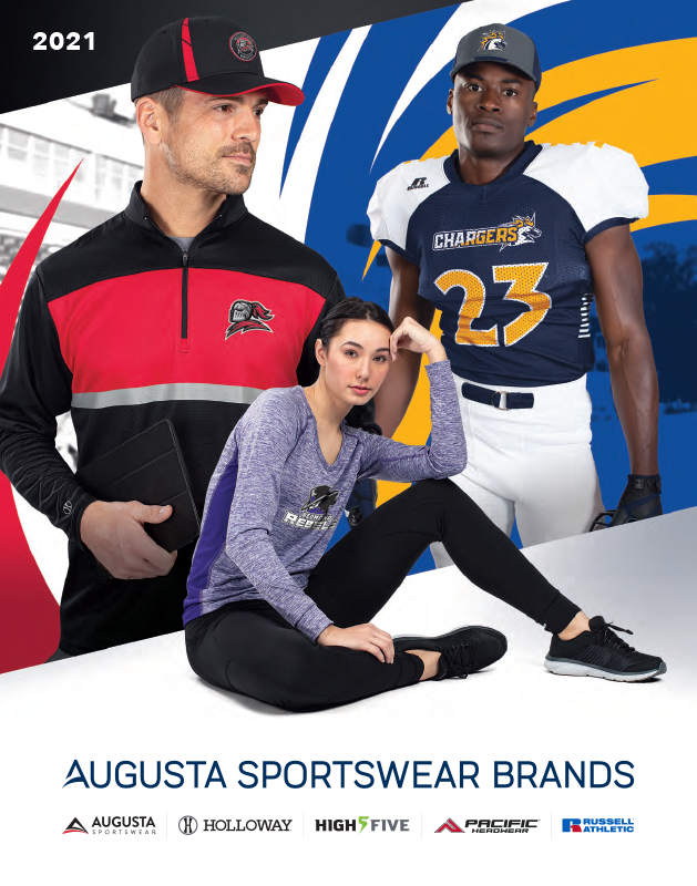 Augusta Sportswear 2021 Catalog