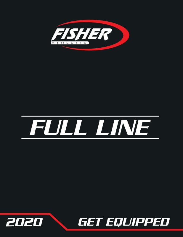 Fisher 2020 Team Sports Catalog