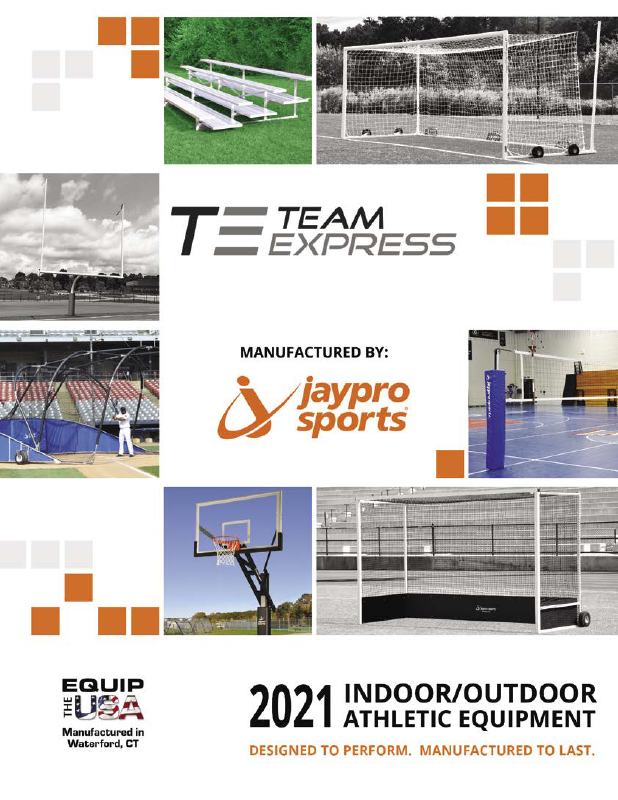 JayPro Sports 2021 Catalog