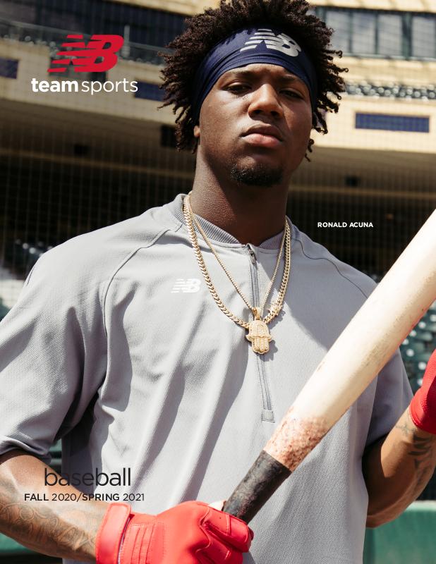 New Balance 2021 Baseball Catalog