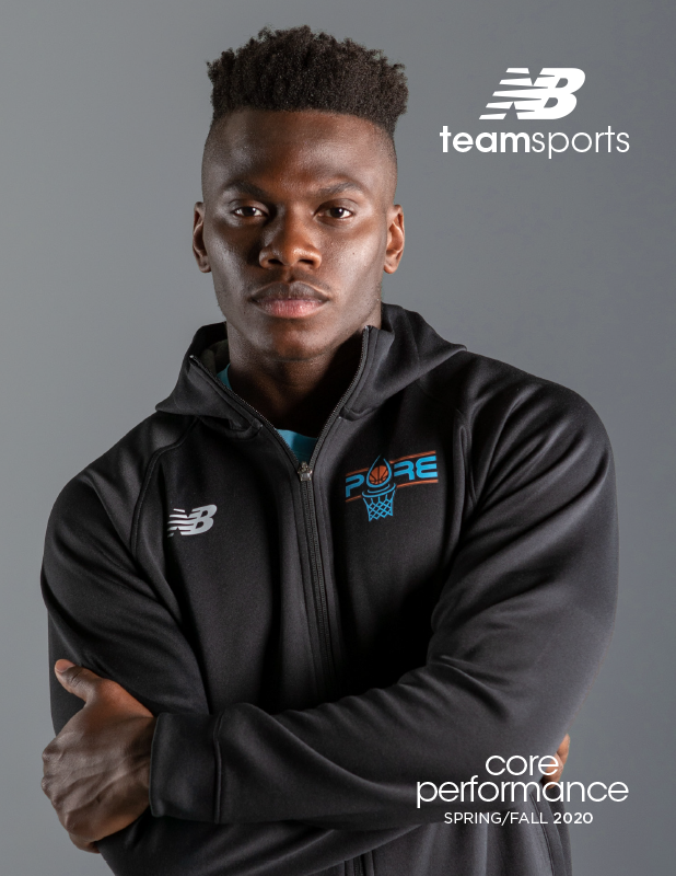 New Balance 2020 Team Sports Catalog