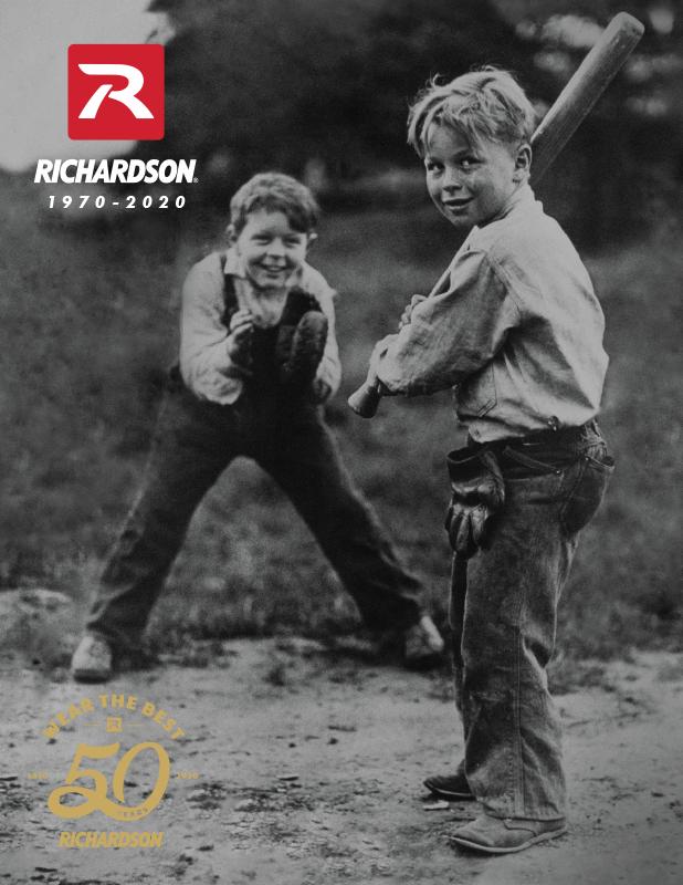 Richardson 2020 Team Sports Catalog