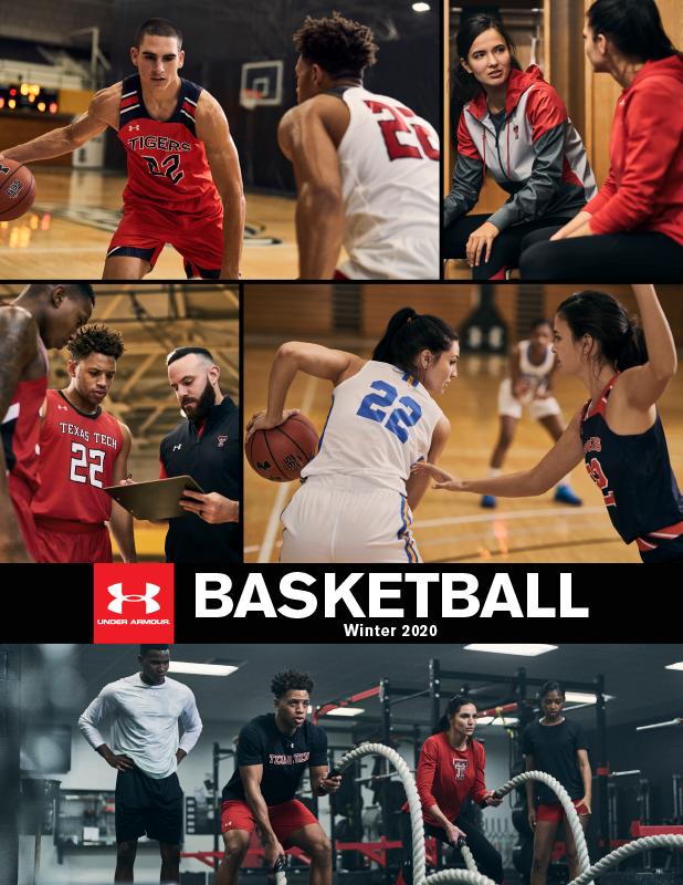 Under Armour Basketball 2020 Catalog