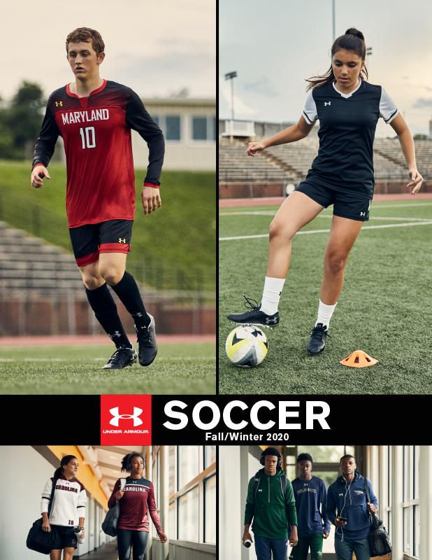 Under Armour Soccer 2020 Catalog