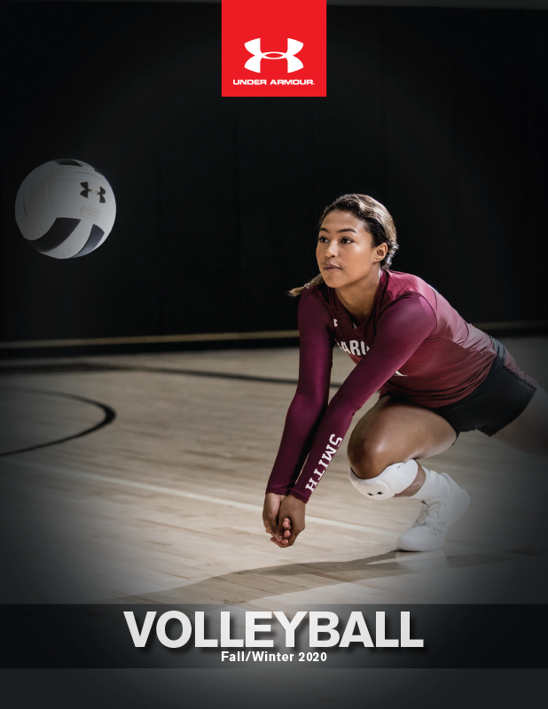 Under Armour Volleyball 2020 Catalog
