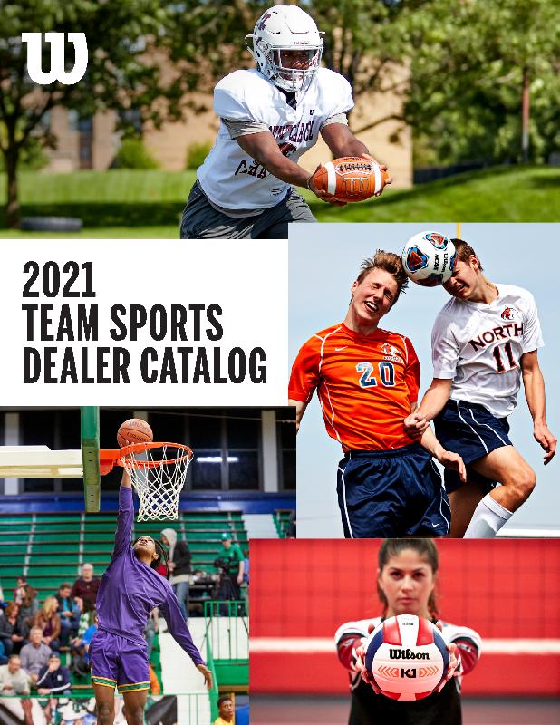 Wilson Team Sports 2021 Catalog