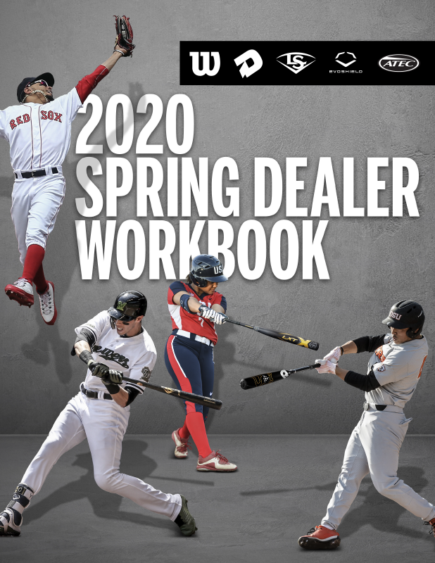 Wilson 2020 Sports Catalog