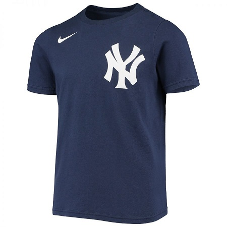 New Yor Yankees Nike Wordmark Poly Tee